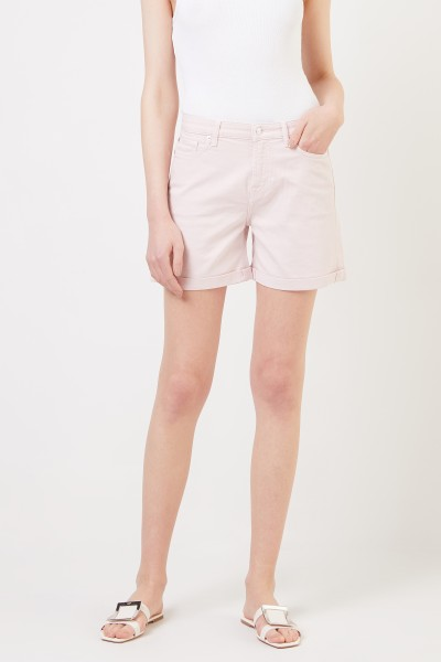 7 for all mankind Shorts 'Boy' Pink