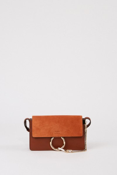 Shoulder Bag 'Faye Classic Small' Classic Tobacco
