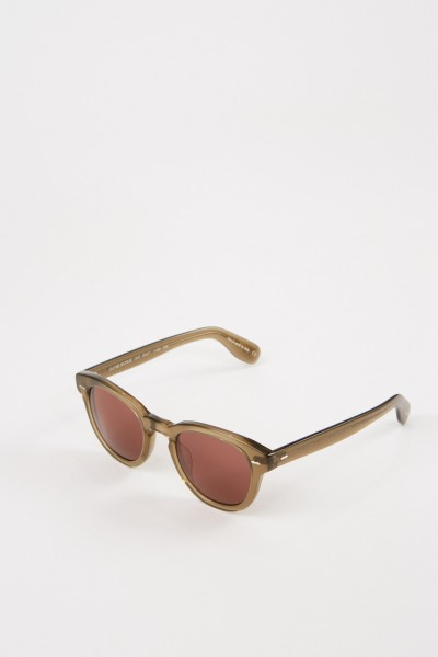 Oliver Peoples Sonnenbrille X Cary Grant Khaki/Braun