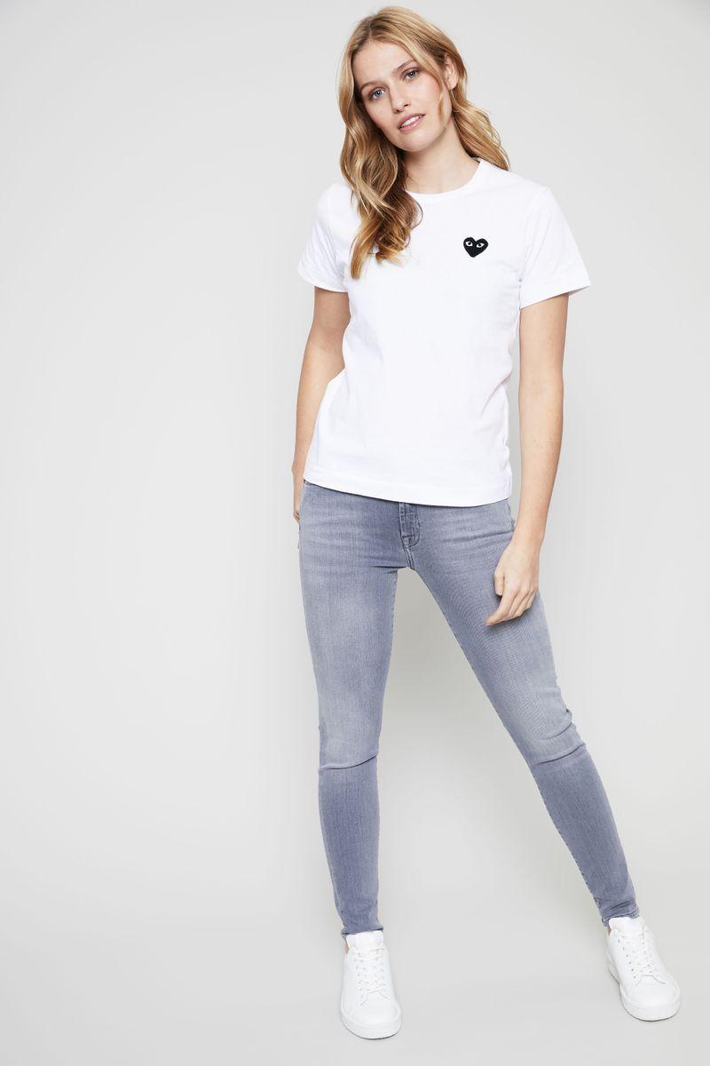 Jeans 'The Skinny' Grau