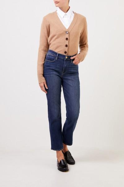 Frame Jeans 'Ali High Straight' Dunkelblau