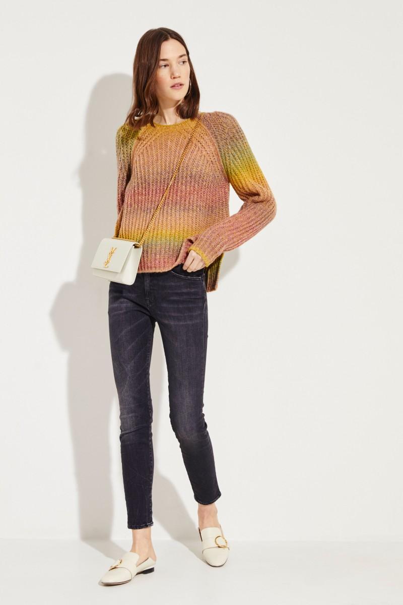 Woll-Pullover 'Kyla' Multi
