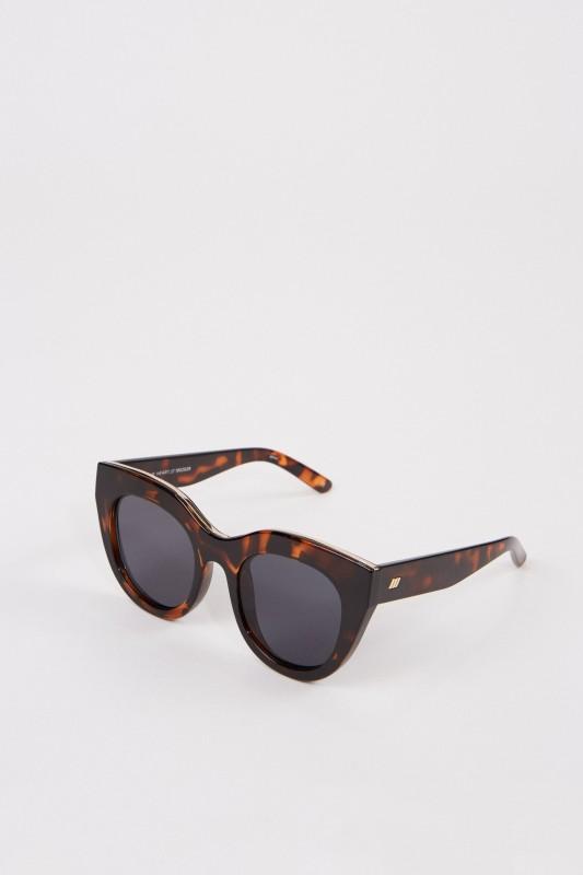 Le Specs Sonnenbrille 'Air Heart' Braun