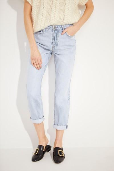 Jeans 'Devon' Hellblau