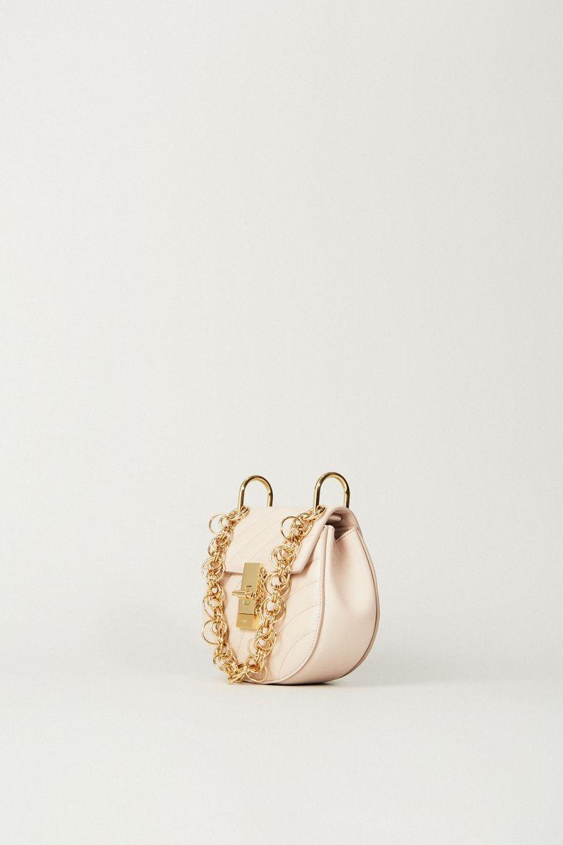 Umhängetasche 'Drew Bijou Mini' Cement Pink