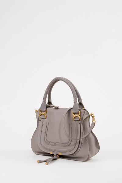 Chloé Handtasche 'Marcie Medium' Cashmere Grey