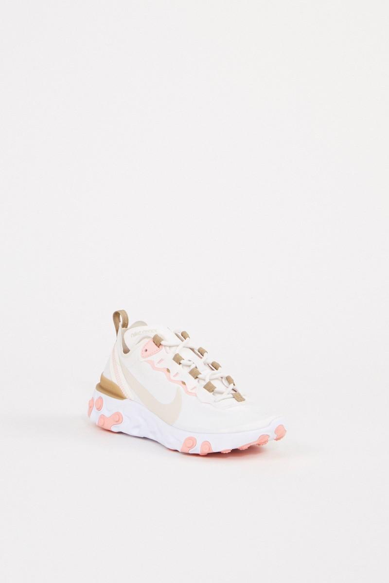 Nike Sneaker 'React Element 55' Beige/Multi