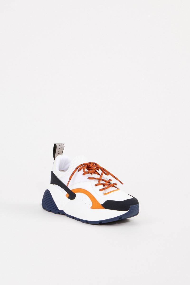 Stella McCartney Sneaker 'Tess' Weiß/Multi