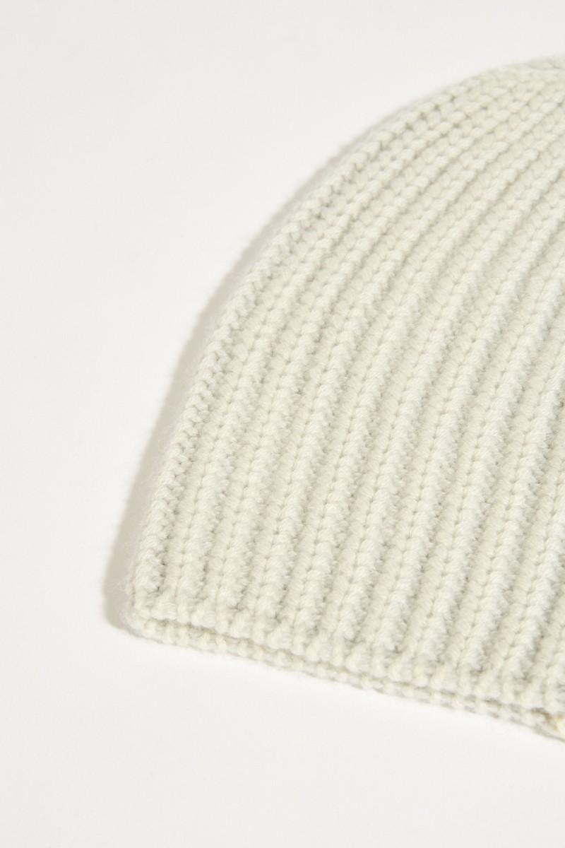 Cashmere-Mütze 'Amelia' Grau