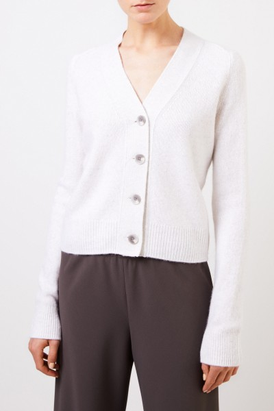 Vince Cashmere cardigan White