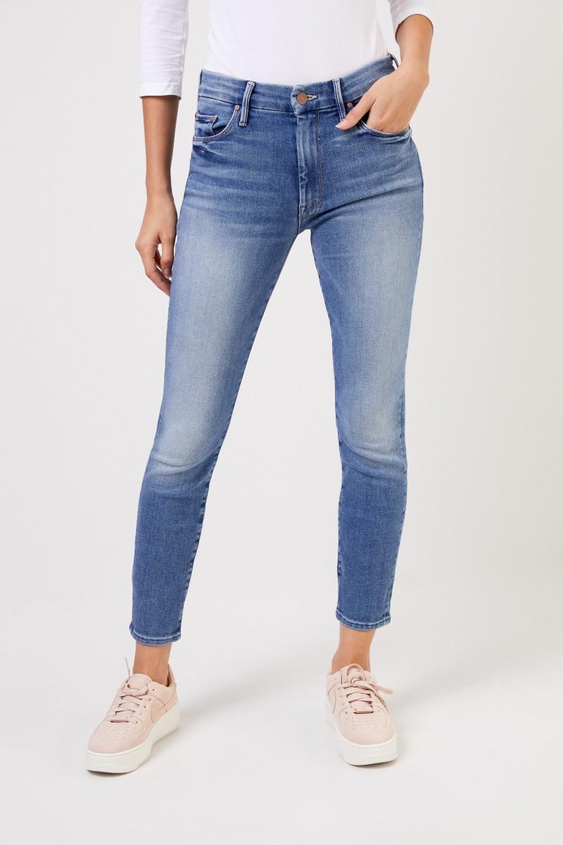 Jeans 'High Rise Looker' Blau