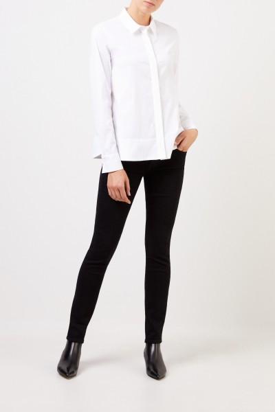Louis and Mia Cotton blouse A-line White