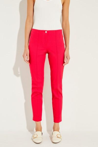 Klassische Hose 'Ros' Rot