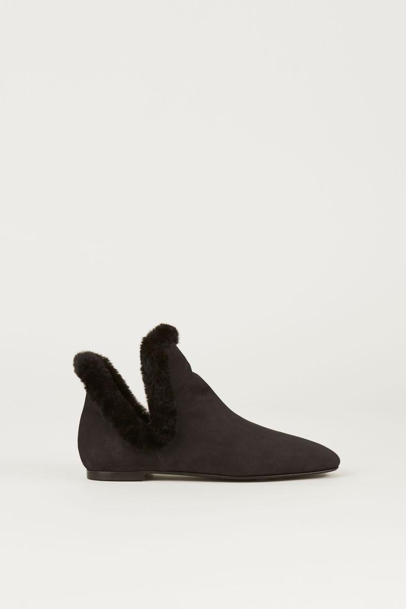 Ankle Boots 'Eros' Schwarz