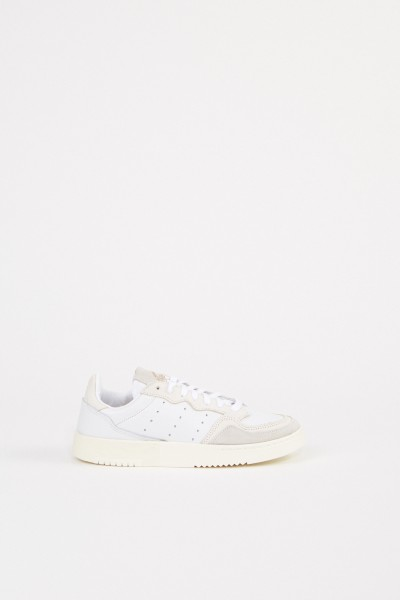 Sneaker 'Supercourt' Weiß/Beige