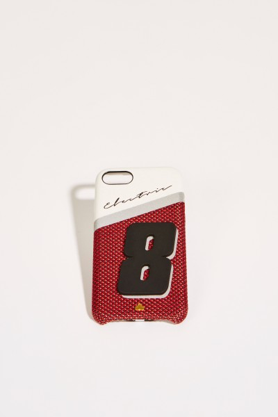 IPhone Case 7/8 Rot