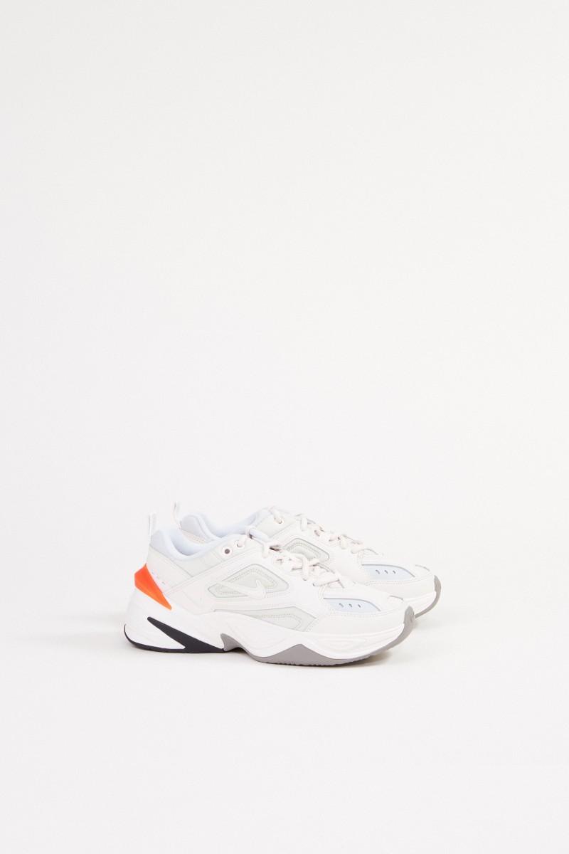 Nike Sneaker 'M2K Tekno' Grau/Silber