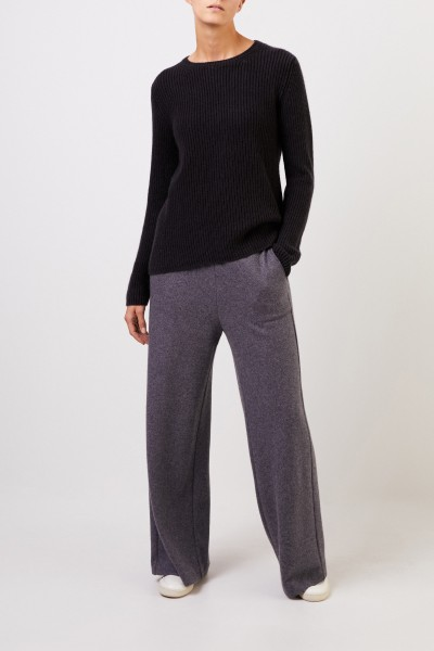 Iris von Arnim Cashmere pullover 'Sessanio' Black