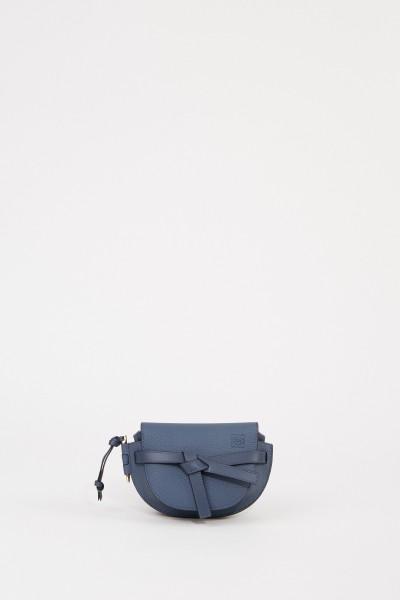 Umhängetasche 'Mini Gate' Steel Blue