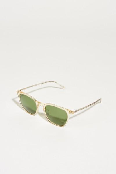 Sonnenbrille 'Heaton' Hellgelb