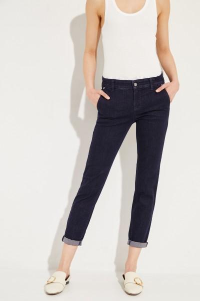 Jeans 'Thea' Blau