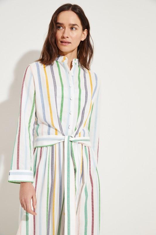 Baumwollbluse 'Camila Shirt' Multi