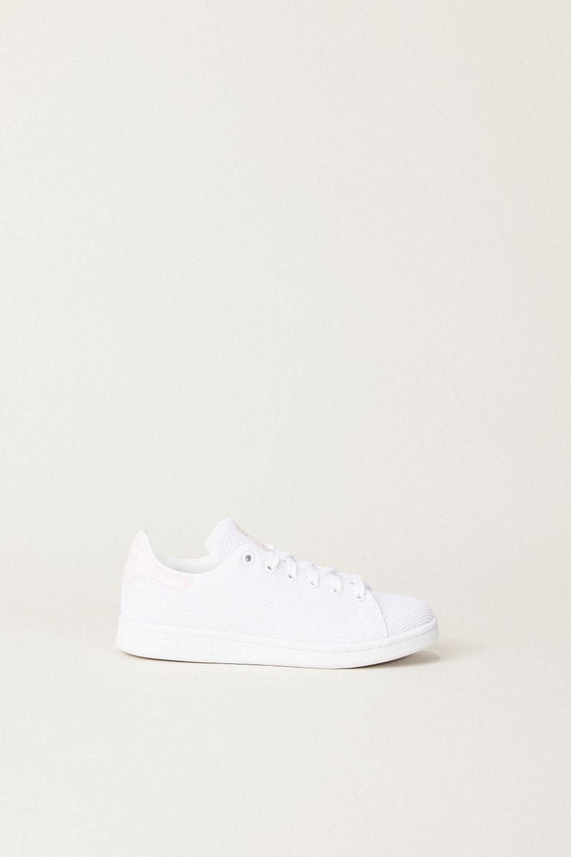 Sneaker 'Stan Smith' Weiß/Wonder Pink