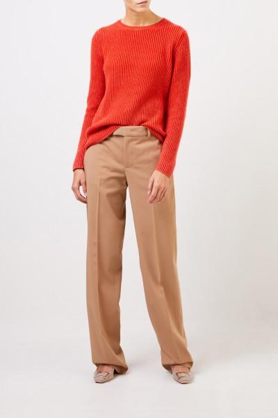 Iris von Arnim Cashmere pullover 'Sessanio' Garnet