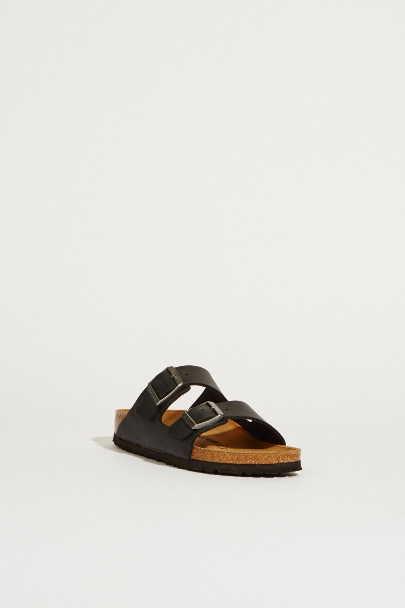 Sandale 'Arizona' Schwarz