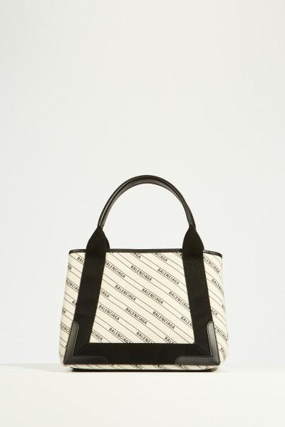 Shopper 'Cabas S' Beige/Schwarz