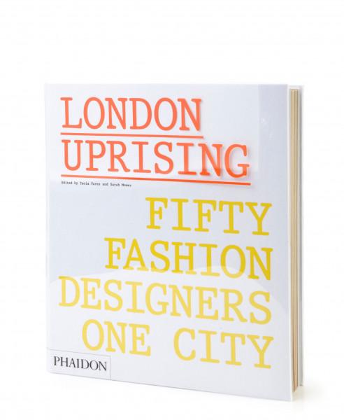 Phaidon Buch 'London Uprising'