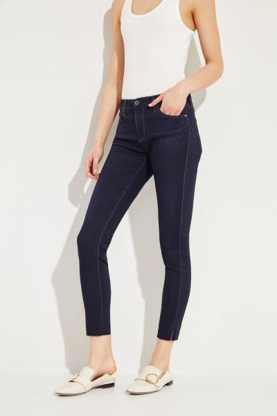 Jeans 'The Legging Ankle' Blau