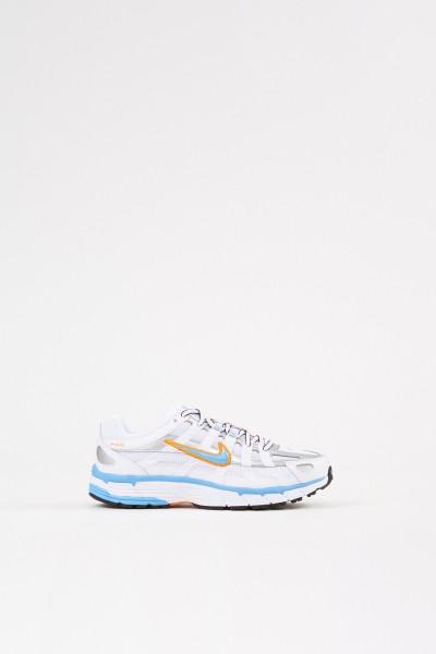 Nike Sneaker 'P6000' Blau/Metallic