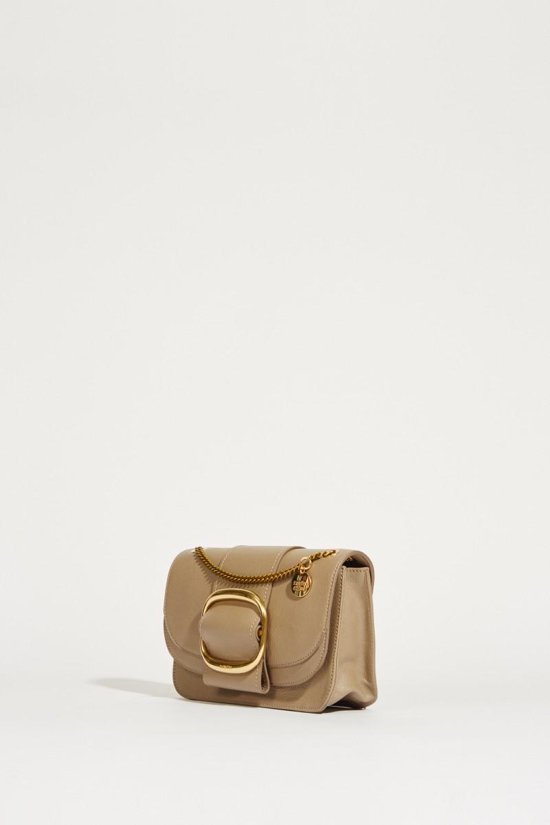 Umhängetasche 'Hopper' Motty Grey