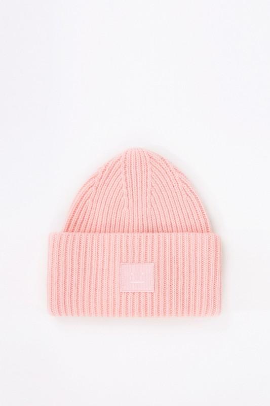 Acne Studios Mütze 'Pansy N Face' Blush Pink