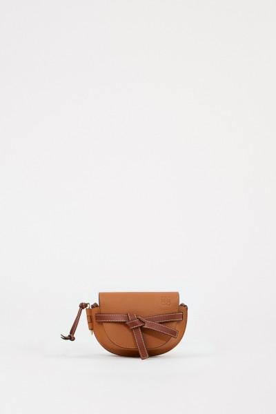 Loewe Shoulder bag 'Mini Gate' Brown/Caramel