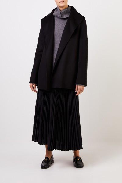 Wool cashmere jacket 'Lima' Black