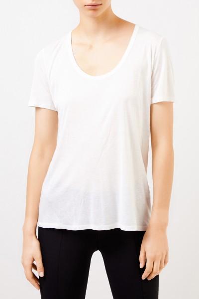 The Row Klassisches T-Shirt 'Stilton' Weiß