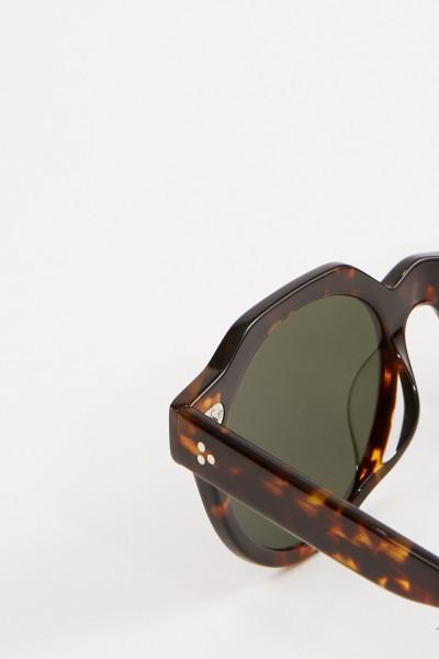 Oliver Peoples Sonnenbrille 'Irven' Havana