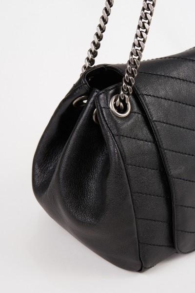Saint Laurent Tasche 'Nolita M' Schwarz