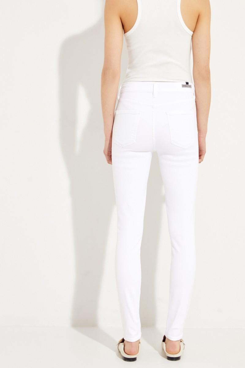 Skinny-Jeans 'Rocket' Weiß