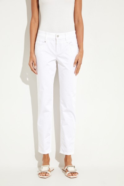 Cotton pants 'Posh' White