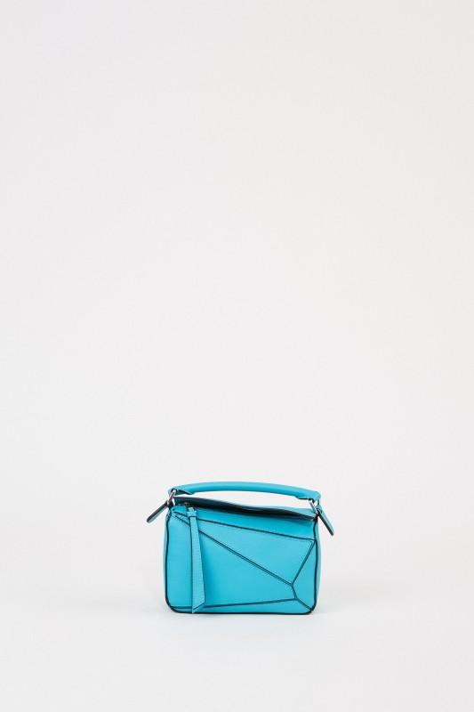 Loewe Tasche 'Puzzle Bag Mini' Türkis