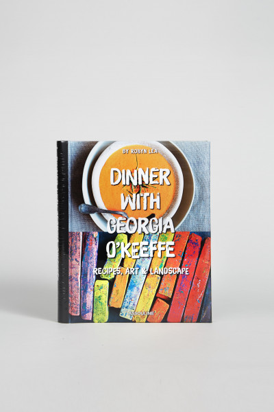 Kochbuch 'Dinner with Georgia O`Keeffe""