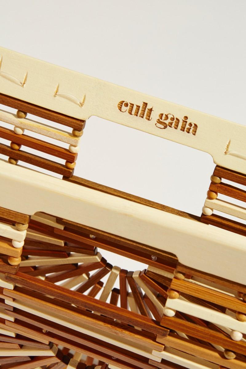 Tasche 'Gaias Ark Small' Braun