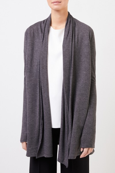 The Row Long cardigan 'Knightsbridge' Anthracite