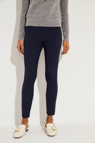 Elastische Hose 'Simone' Blau