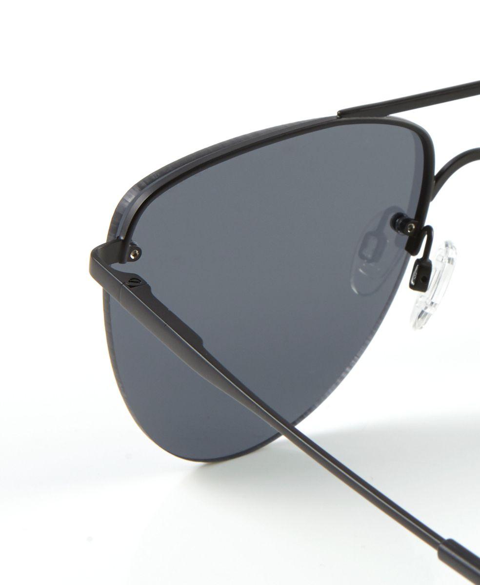 Sonnenbrille 'La Prince' Schwarz