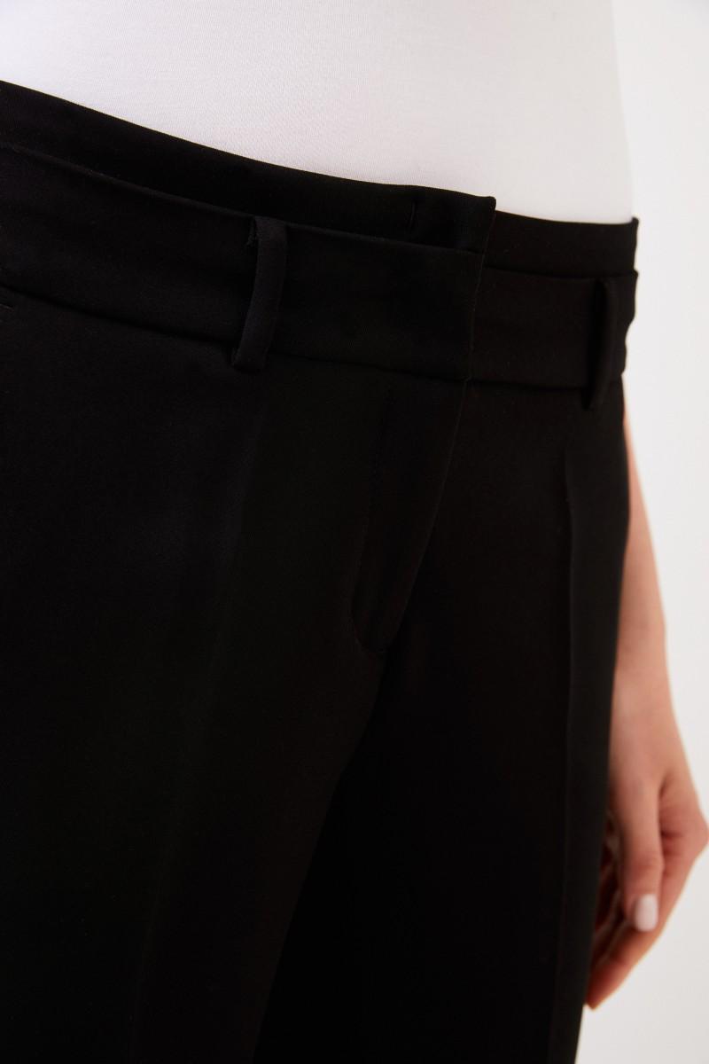 Cambio Klassische Hose 'May' Schwarz