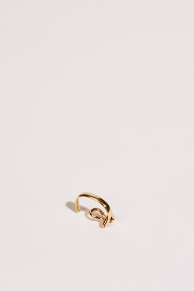 Ear Cuff 'Mirian Small' Gold